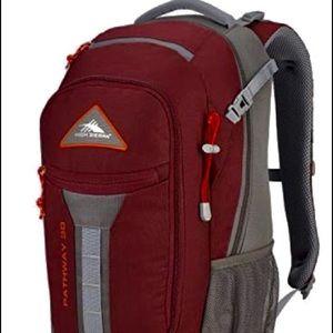 High Sierra Patway Internal Frame Backpack
